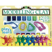 Modelling Clay and Cutter Set