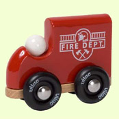Mini Fire Department Truck