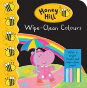 Wipe Clean Colours Chalk Board Book