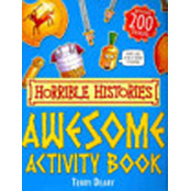 Horrible Histories Awesome Activity Book