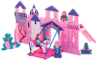 Fairycastle Playscene