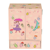Large double door Jewellery Box