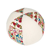 Soft Rattle bowl Liberty 10Cm