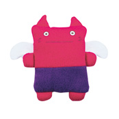 Cat Monster Fuchsia Purple