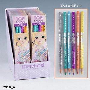 Top Model Colouring Pencils