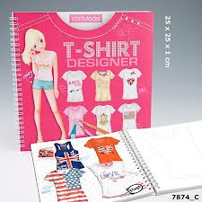 T-Shirt Designer Book